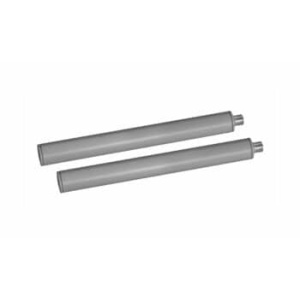 Extension Pole 1200mm Silver