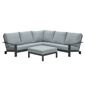 Lincoln Lounge dining set